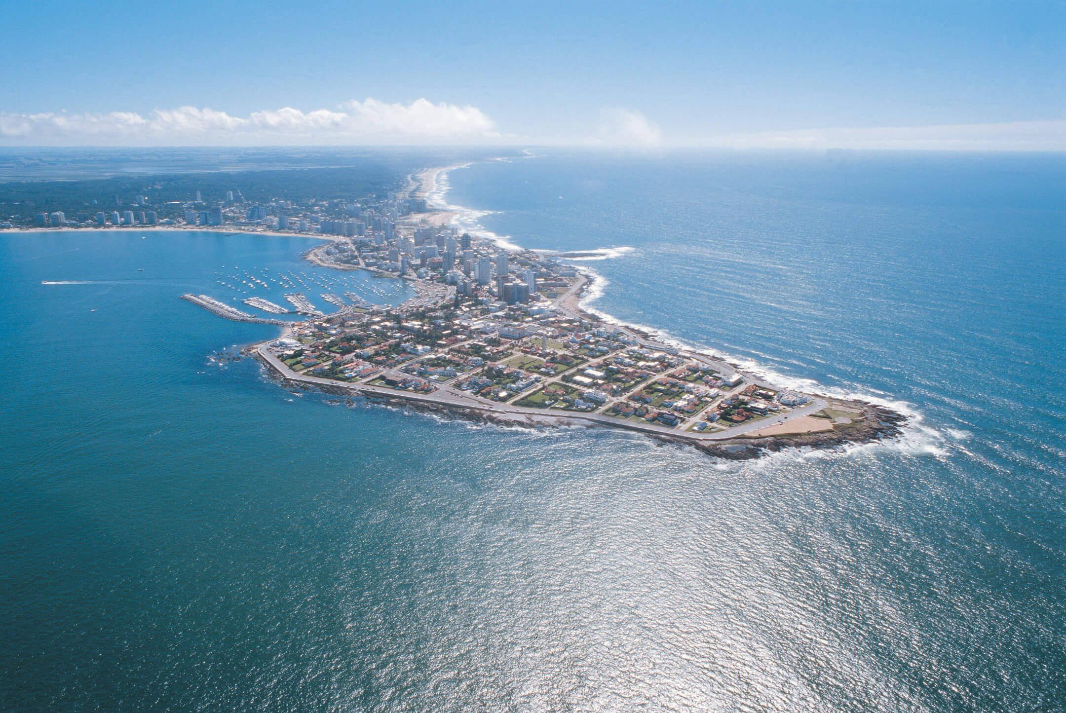 Punta del Este Uruguay beaches